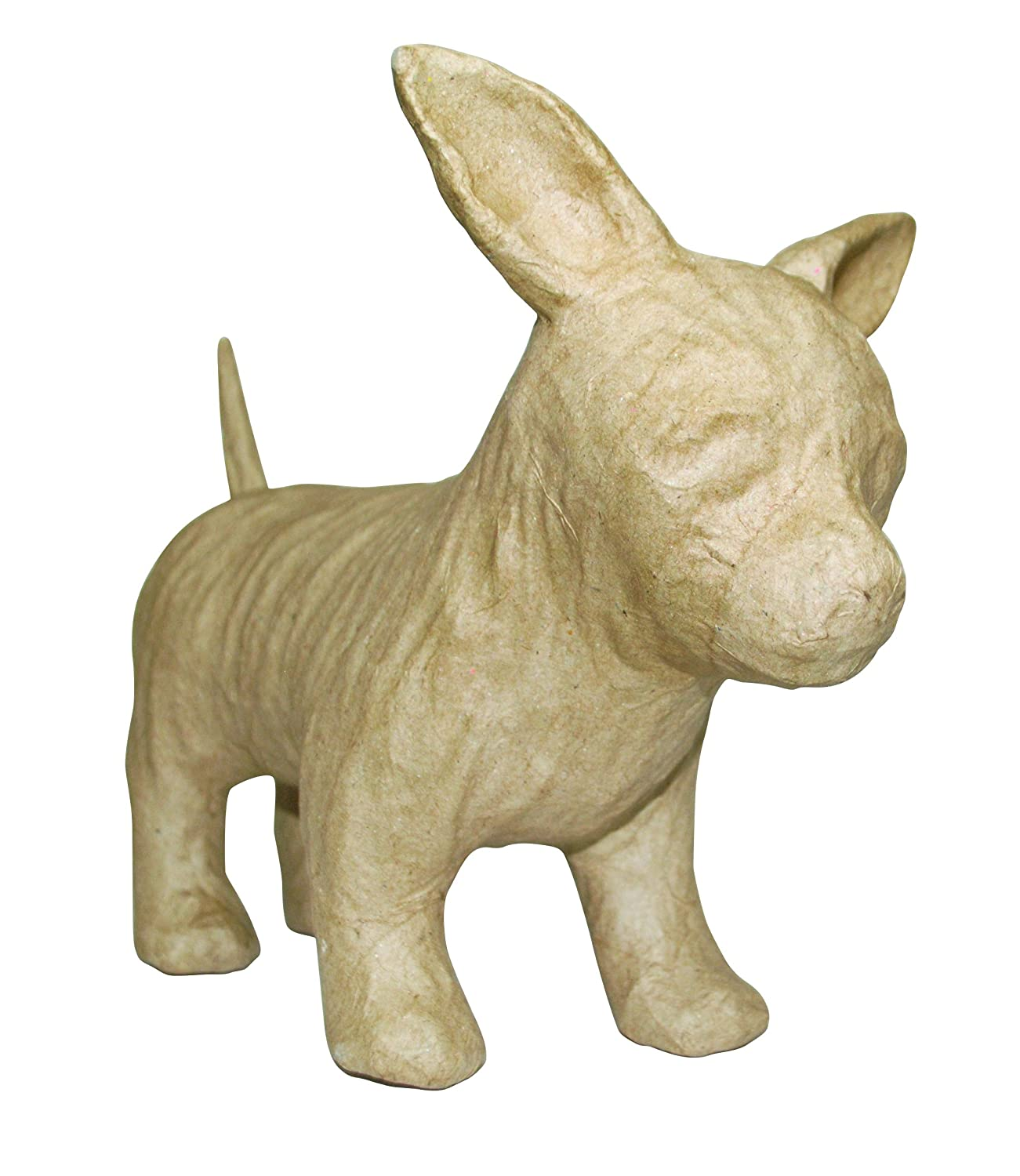 Decopatch SA150 Decoupage Papier Mache Animal Chihuahua SA150O