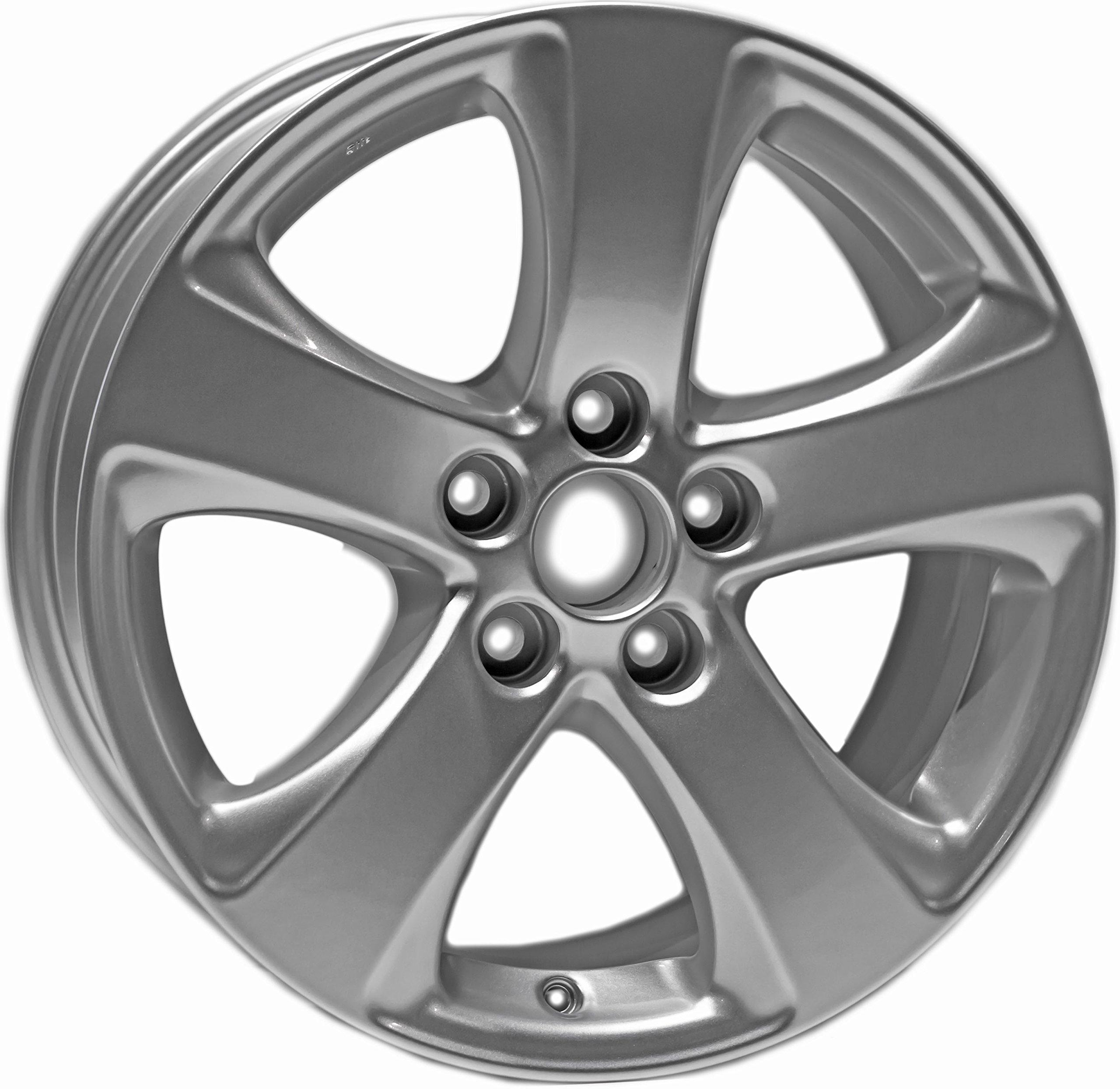 Dorman 939-720 Aluminum Wheel (17x7''/5x114.3mm) by Dorman