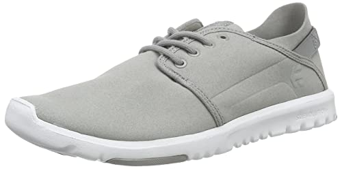 etnies Scout, Zapatillas de Skateboarding para Hombre, Gris (076/Grey/Light Grey), 39 EU: Amazon.es: Zapatos y complementos