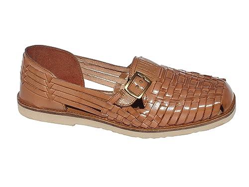 Hand Woven Leather Huarache Sandal