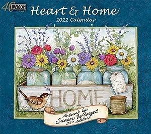 Lang Heart & Home 2022 Wall Calendar (22991001913)