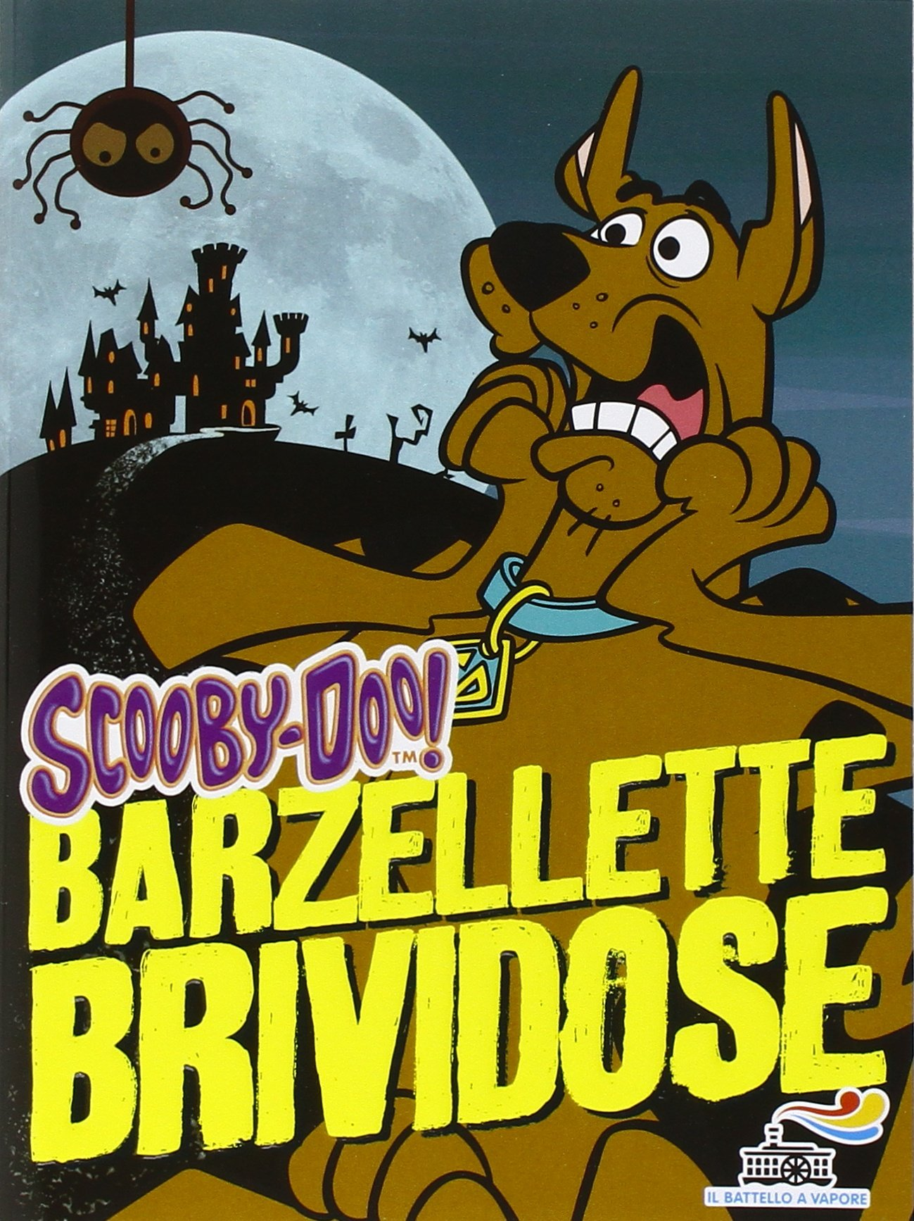 Barzellette brividose Copertina flessibile – 20 ott 2015 Scooby-Doo Piemme 8856649896 LETTERATURA PER RAGAZZI