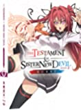 The Testament of Sister New Devil BURST: Season Two and OVA Limited Edition (Blu-ray/DVD Combo)