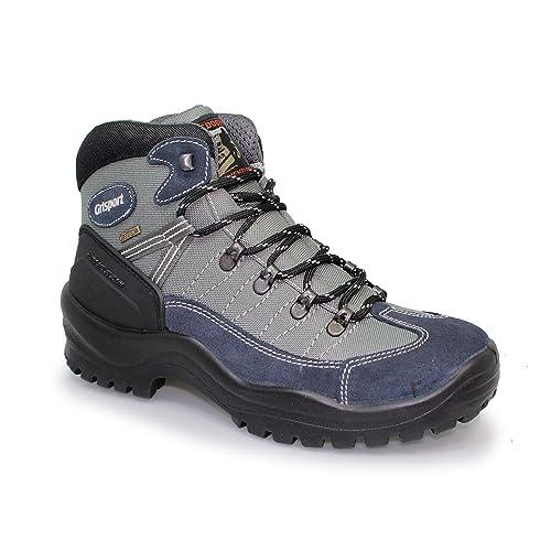 eed37aab07c Grisport Womens Lady Omega Walking Boot 3 UK Blue  Amazon.co.uk  Shoes    Bags