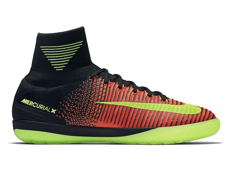 on sale c8913 5245a Amazon.com   Nike MercurialX Proximo II Indoor Shoes  Total Crimson Pink  Blast Black Volt  (11)   Soccer