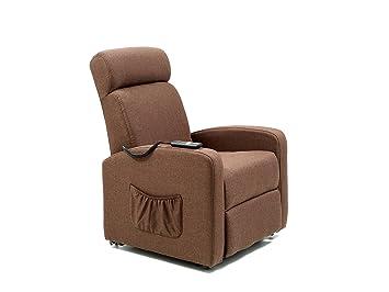 My living marta poltrona relax elettrica marrone amazon casa