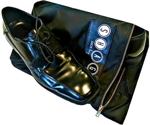 SHAG Shoe Bags Large Stylish Waterproof Unisex Shoe Organizers for Packing