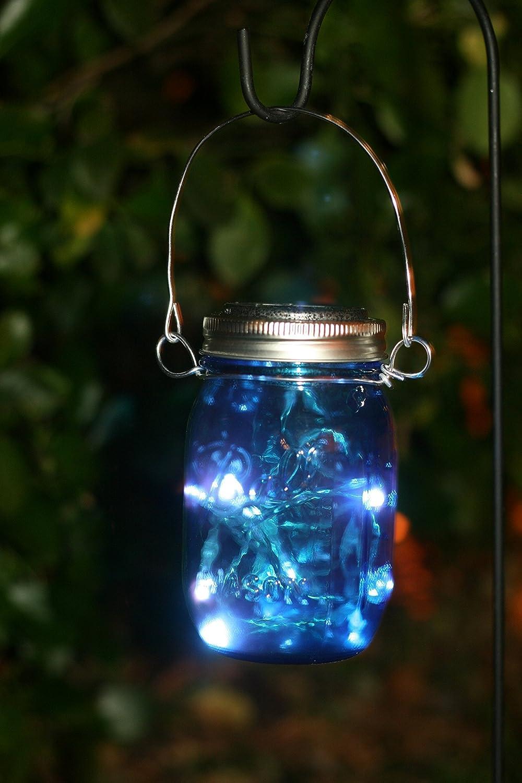 Fairy Mason Jar Solar Powered Lantern Firefly Lantern Fairy Light Mason Jar Solar Light Lantern
