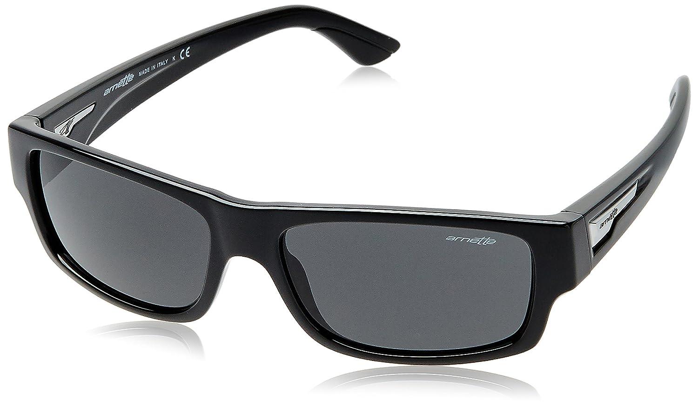 52238806d9 Arnette UV Protected Rectangular Unisex Sunglasses - (WAGER AN4144 ...