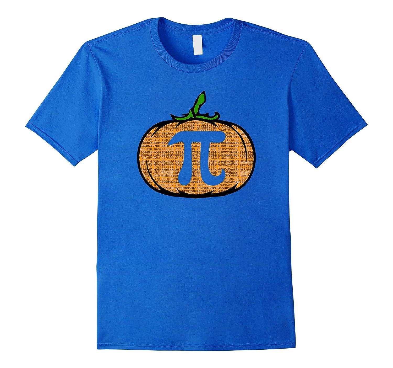 Halloween Costume Math Pun | Pumpkin Pi Shirt-FL