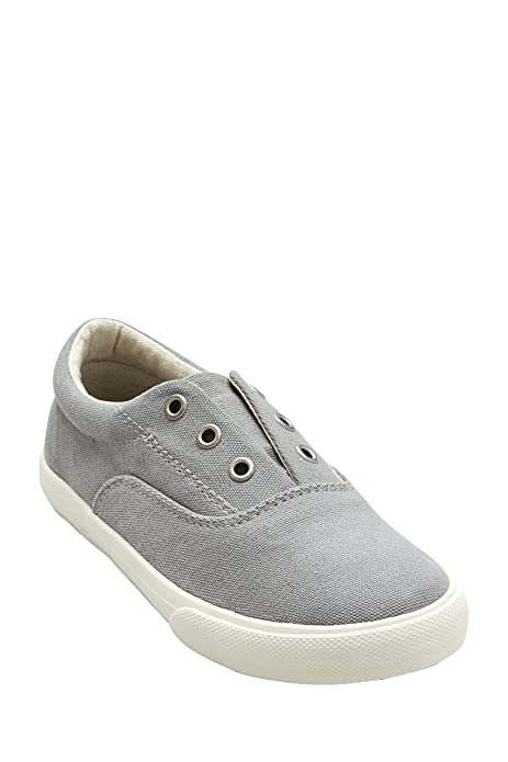 Sneakers skater con stringhe per bambini Next xfwRONrkb