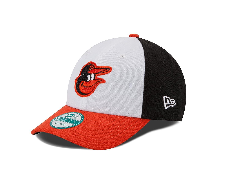 New Era 9FORTY MLB La Lega Baltimore Orioles Strapback cap Colore Nero Taglia OSFA 10489623