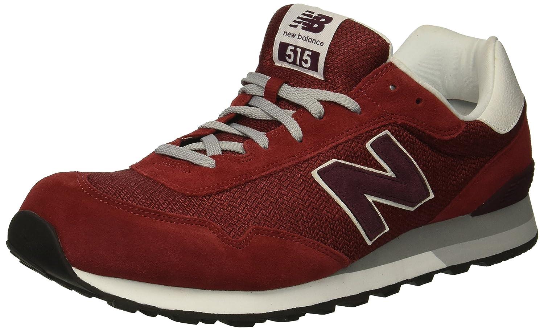 New Balance Herren 515v1 Turnschuh burgunderfarben B075R3M2KL  | Konzentrieren Sie sich auf das Babyleben