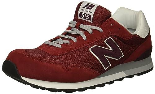 pas cher pour réduction 15a41 7f6fd New Balance 515v1 Chaussures de Sport pour Homme Bordeaux ...
