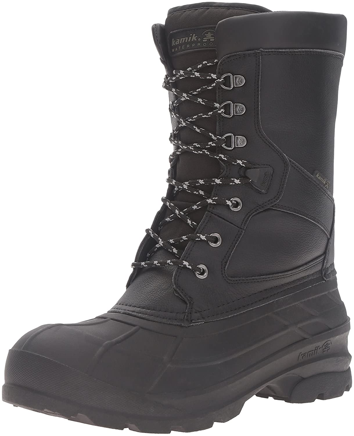 Kamik Men's NationPro Snow Boot Kamik Mens Footwear NationPro-M