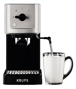 Siebträgermaschine Angebot Krups XP3440 Espresso-Automat Calvi