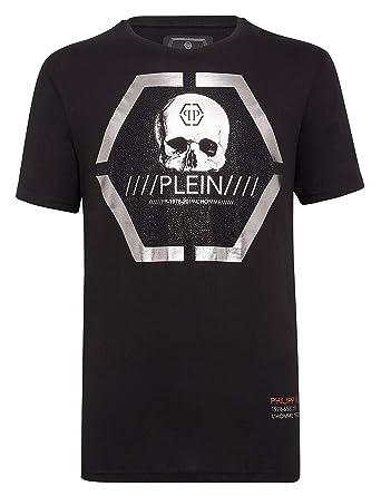 0be95834d0f Philipp Plein T Shirt Gembu  Amazon.fr  Vêtements et accessoires