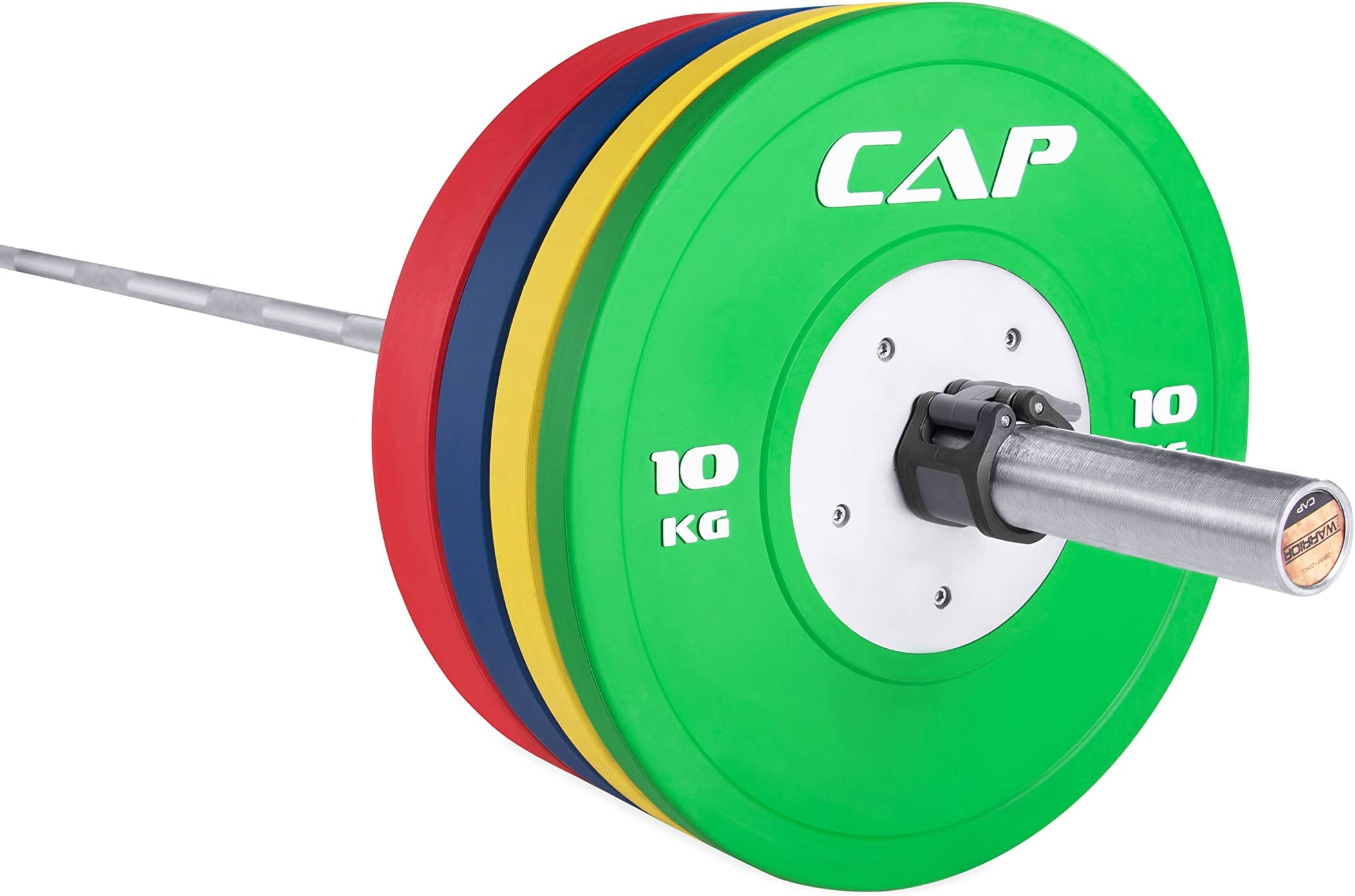 CAP Barbell Olympic Weight Plates Sets  sc 1 st  Amazon.com & Plates Weight Plates | Amazon.com