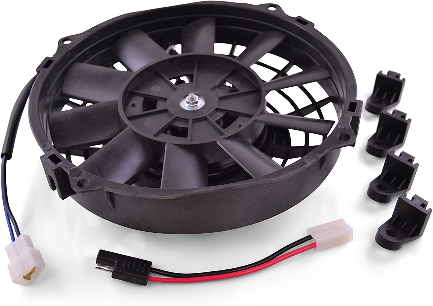 RADIATOR COOLING FAN 1997 Polaris XPlorer 500 97 ATV Quad NEW