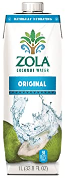 Zola 100% Natural Coconut Water