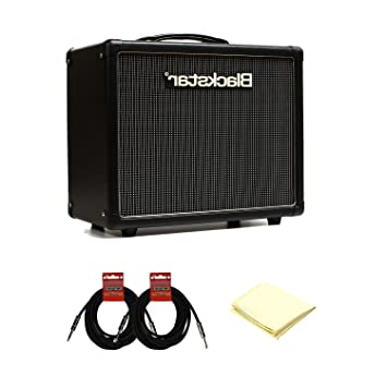 Blackstar HT Series HT-5R Tubo Guitarra Combo Amplificador con un par DE 18. 6 Ft Cable de Audio para Instrumentos y Amplificador Gamuza: Amazon.es: ...