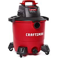 Deals on Craftsman 9 gal. Corded Wet/Dry Vacuum 8.3 amps 120v