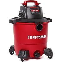 Craftsman CMXEVBE17590 aspiradora portátil de 9 galones y 4,25 HP con Accesorios