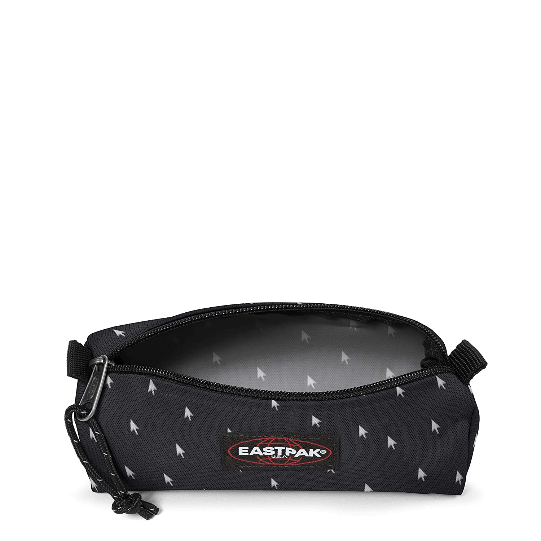 astuccio eastpak benchmark sigle EK372 74T black arrow Size : -: Amazon.es: Deportes y aire libre