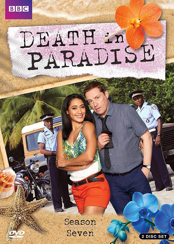 Death in Paradise: Season Seven (DVD) by BBC Warner