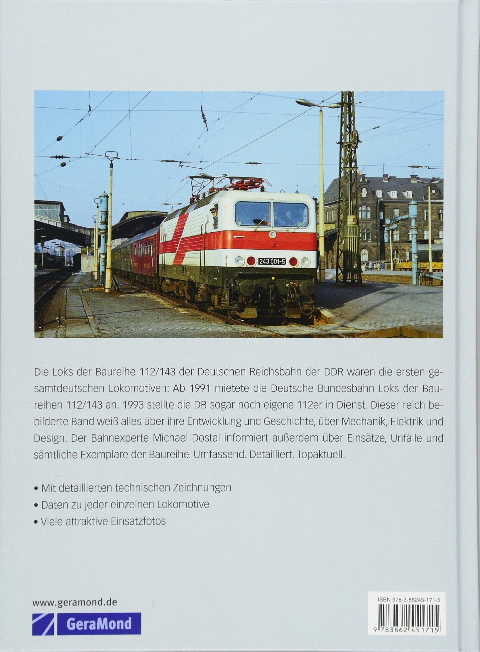 Baureihe 112 143 Reichsbahn Elloks Fur Ganz Deutschland