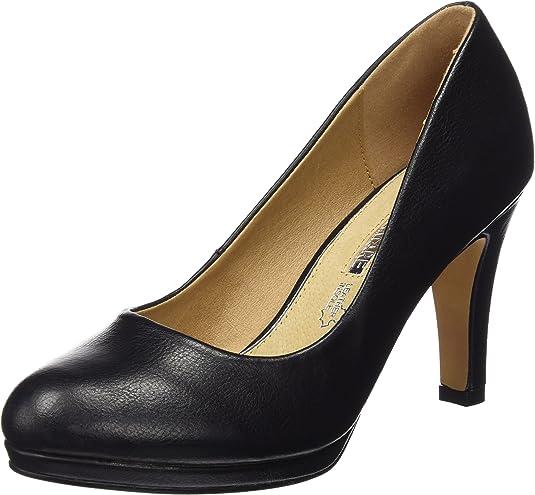 TALLA 35 EU. MTNG Originals 61303, Zapatos de tacón con Punta Cerrada para Mujer