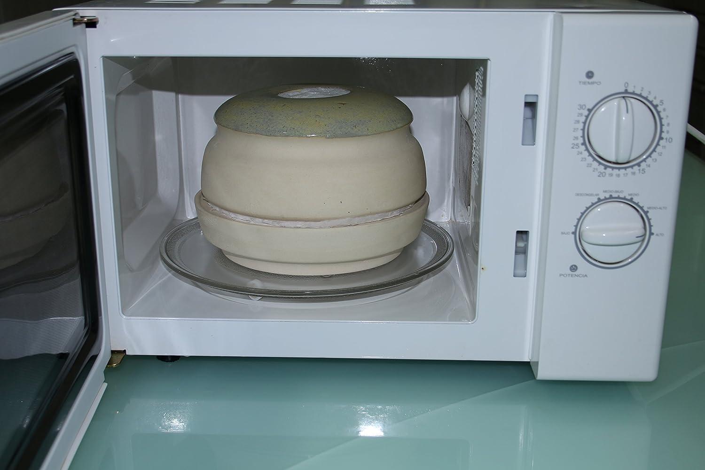 Mini horno para cerámica (90mm) (Microondas).: Amazon.es ...