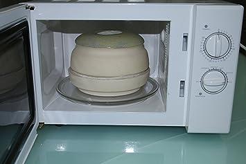 Mini horno para cerámica (90mm) (Microondas).