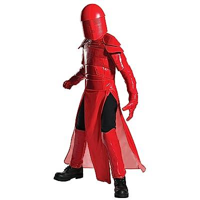 Star Wars Episode VIII - The Last Jedi Super Deluxe Child Praetorian Guard Costume: Toys & Games