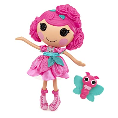 Mini Lalaloopsy Doll - Rosebud Longstem: Toys & Games