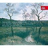 フェルステル:ヴァイオリン協奏曲集 (Violin Concertos)