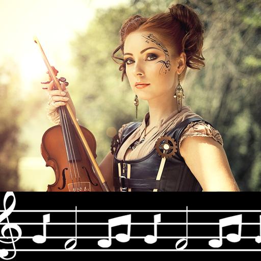 violin-melody