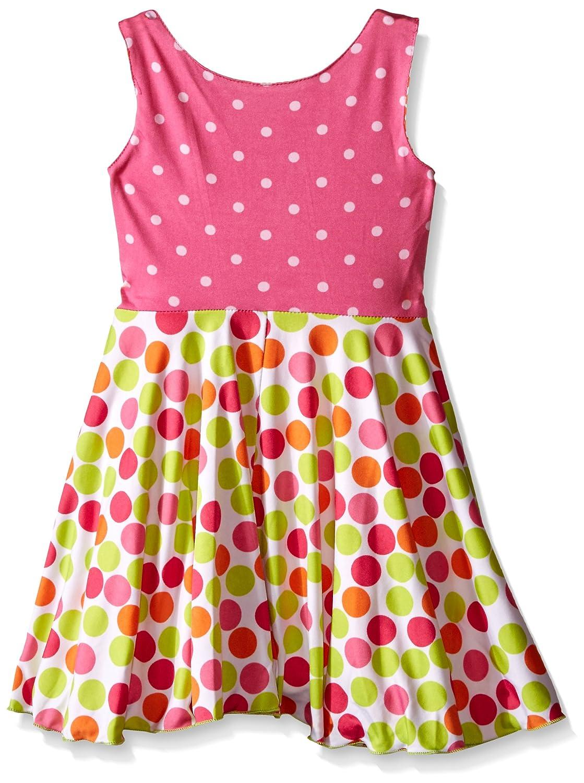 Amazon.com  Bonnie Jean Girls  Sleeveless Knit Skater Dress  Clothing 4fd3cdfca