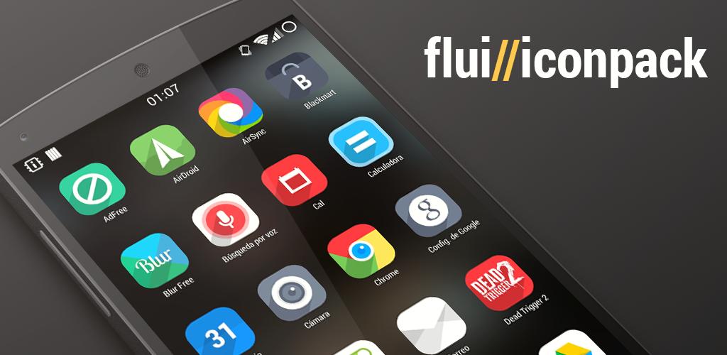 Flui Icon Theme: Amazon.es: Appstore para Android