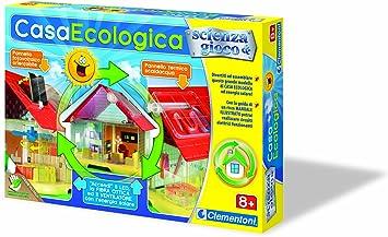 choisir véritable liquidation à chaud aperçu de Clementoni - 12773 Science et Jeu, la Maison écologique ...