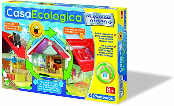 "CASA ECOLOGICA /""CLEMENTONI/"""