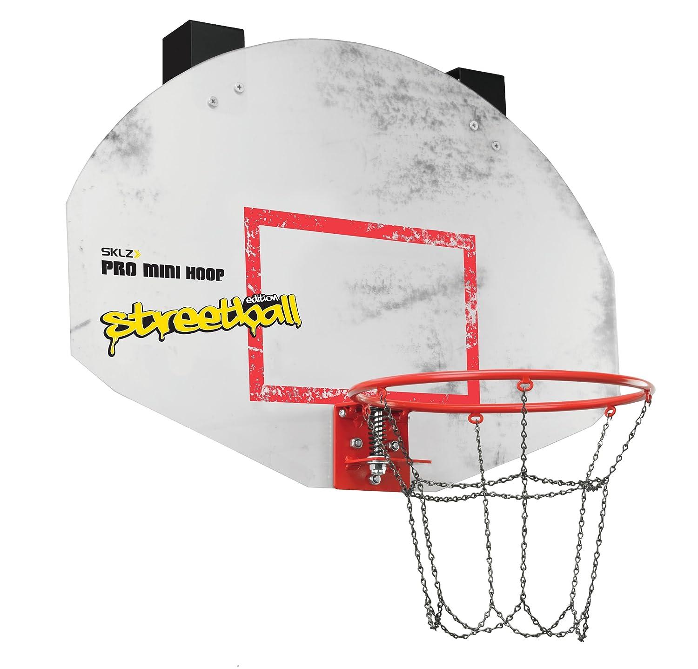 SKLZ Pro Mini Hoop Streetball XL - Canasta de baloncesto (tablero ...