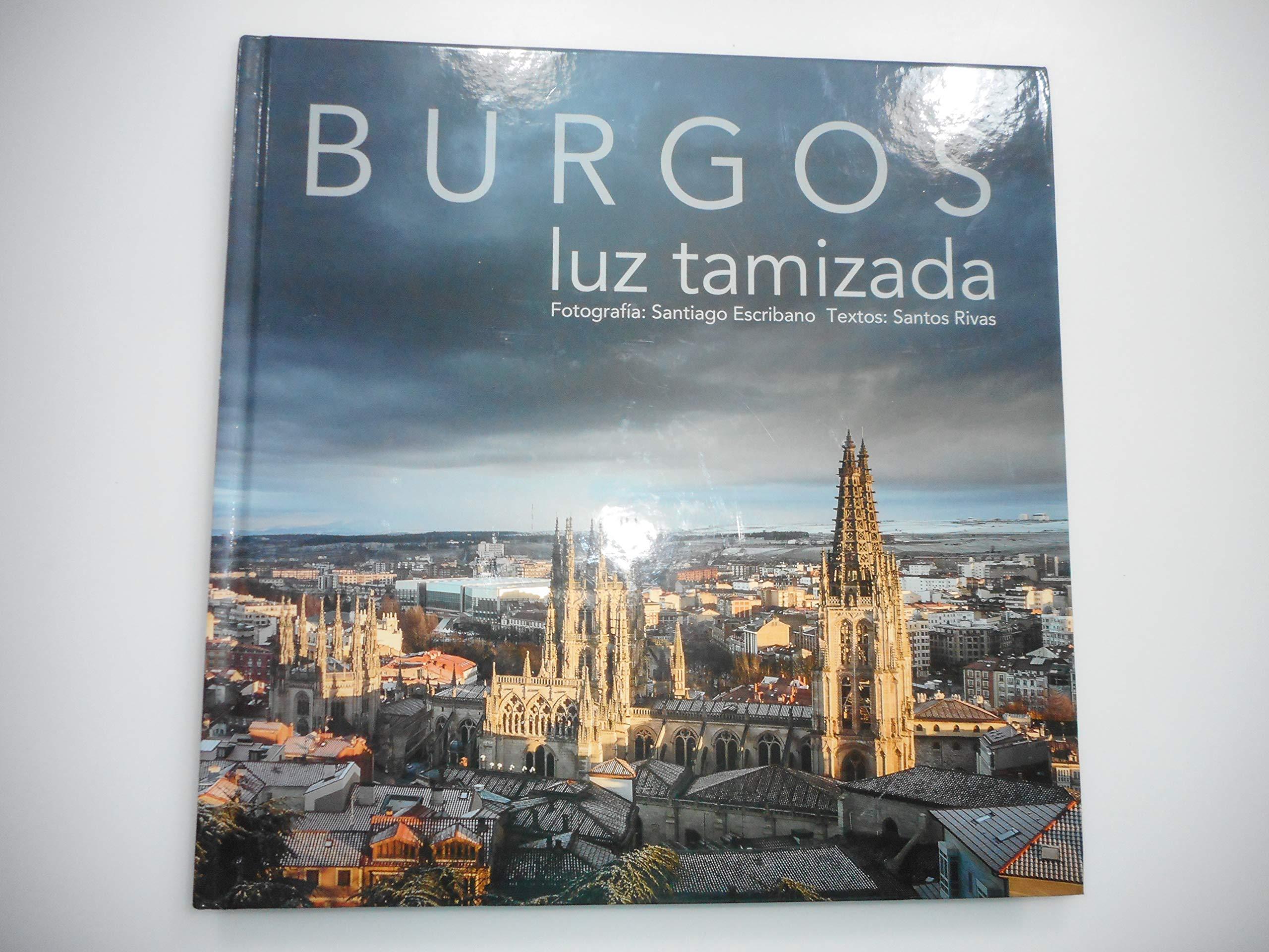 Burgos, luz tamizada: Amazon.es: SANTIAGO ESCRIBANO MARTINEZ ...