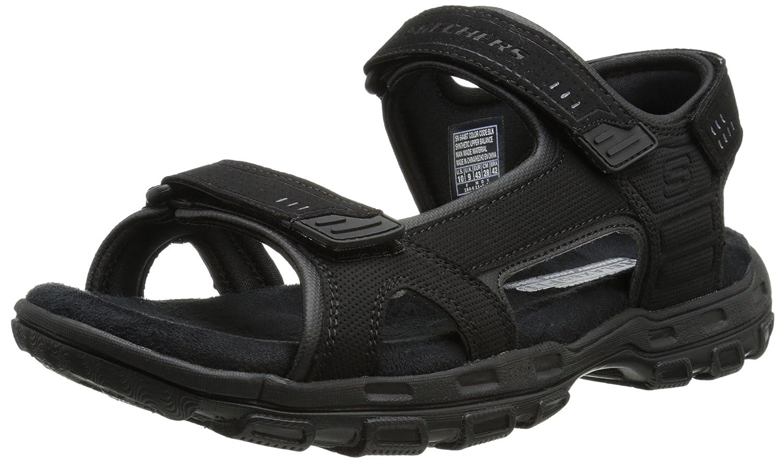 Skechers Gander Louden Zapatos para Hombre, Color Negro
