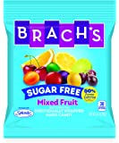 Brach's Sugar Free Mixed Fruit Hard Candy (Pack Of 12)