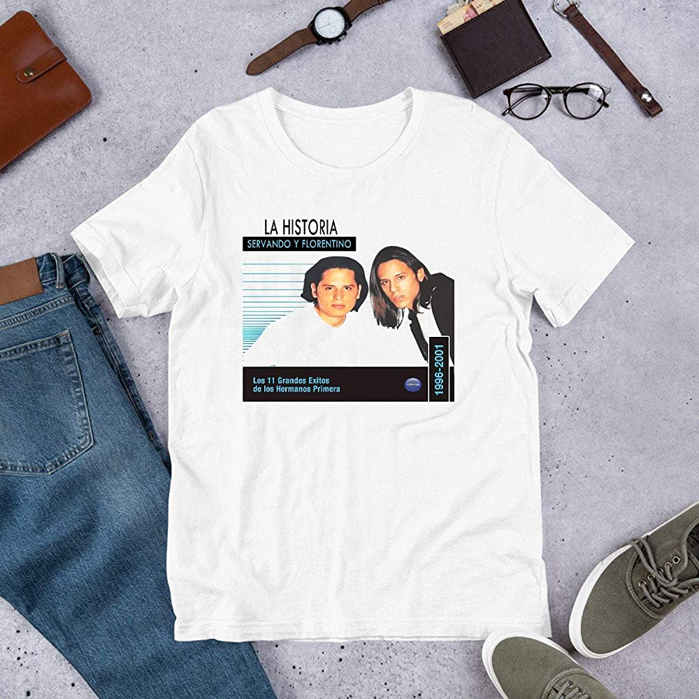 Servando Y Florentino Una Fan Enamorada Tshirt Hoodie ...
