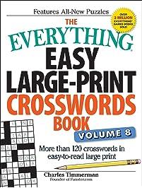 Crosswords Books