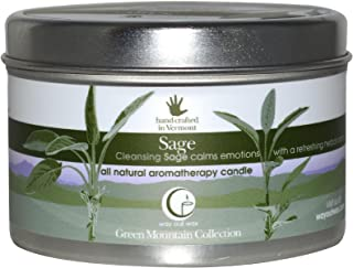 product image for Way Out Wax, Candle Travel Tin Sage Large