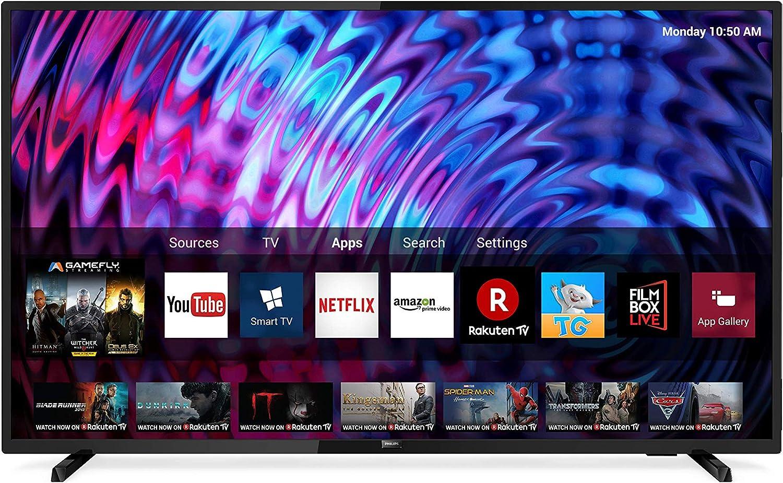 Televisor Philips 50PFS5803/12: 336.3: Amazon.es: Electrónica