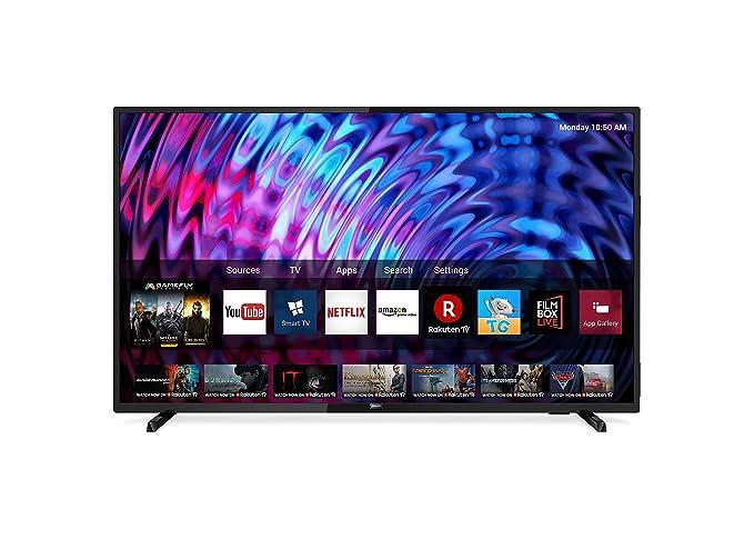 Philips Smart TV LED Full HD ultra sottile 32PFS5803/12: Amazon.it ...